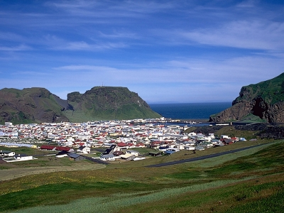 fly to vestmannaeyjar