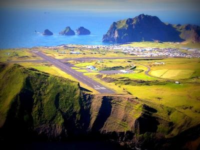 get to Vestmannaeyjar FlightSeeing